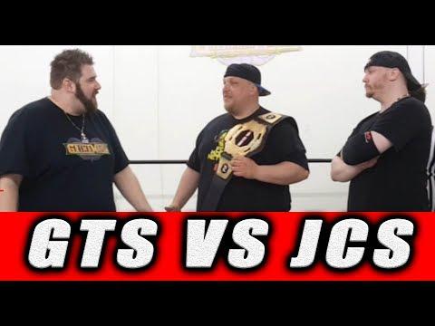 JOE CRONIN & KEN Confront GRIMS TOY SHOW !   ( GTS vs JCS )