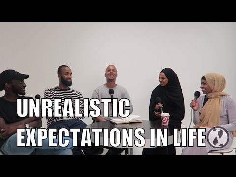 SSCOPE - UNREALISTIC EXPECTATIONS IN LIFE