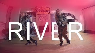 Baixar Eminem - River ft. Ed Sheeran dance | Patman Crew choreography