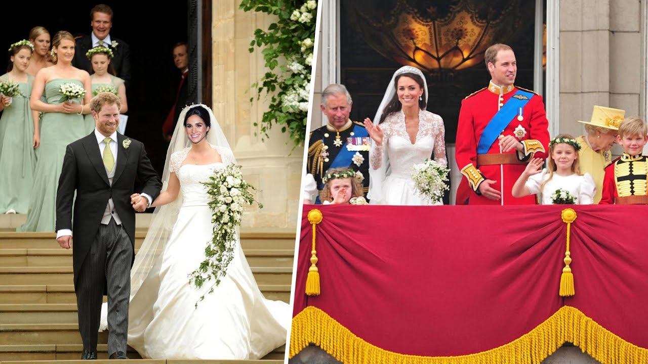 How Prince Harry & Meghan Markle\'s wedding will be different to ...