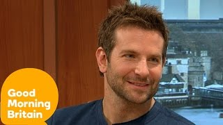 Bradley Cooper Interview With Charlotte Hawkins | Good Morning Britain