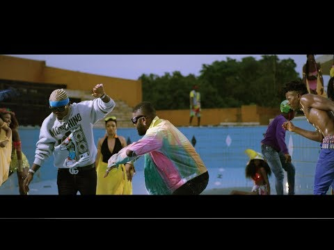 Skales - Oyoyo (official Video) ft. Harmonize