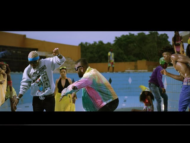 Skales - Oyoyo (official Video) ft. Harmonize