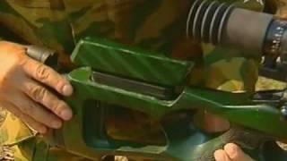 Российские снайперские винтовки / Russian sniper rifles