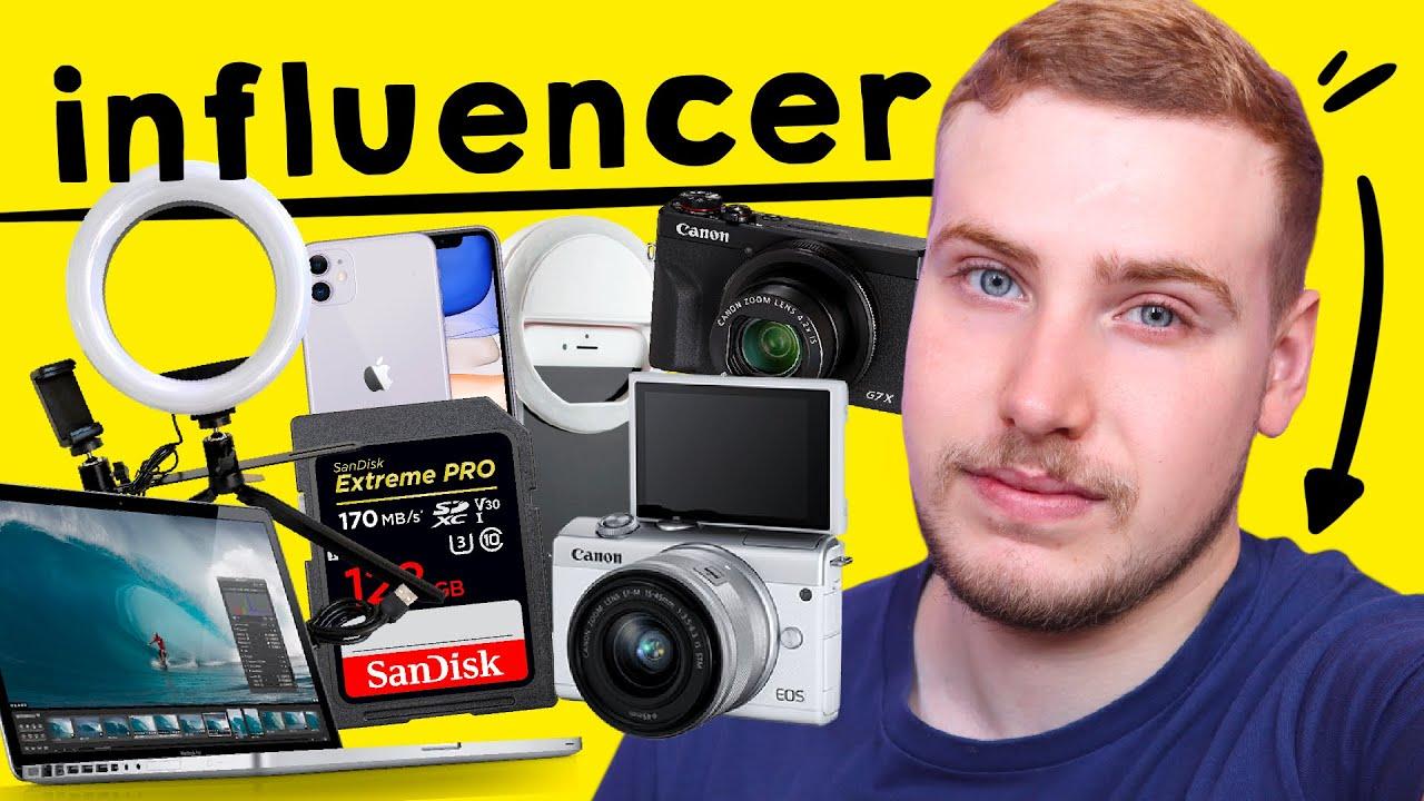 Gadgets que todos influencers deveriam investir   Igor Saringer