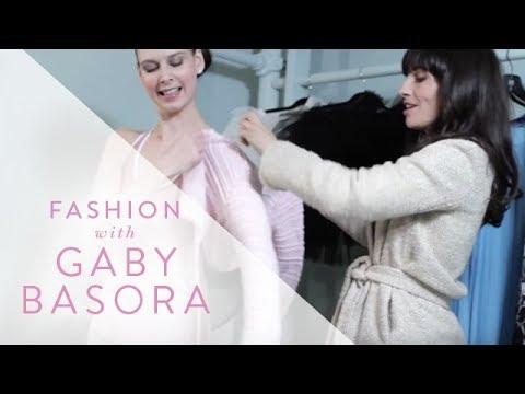 Ballet Beautiful Fashion with Tucker designer Gaby Basora