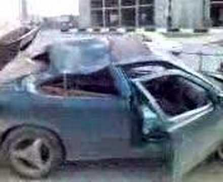 BMW перевертыш