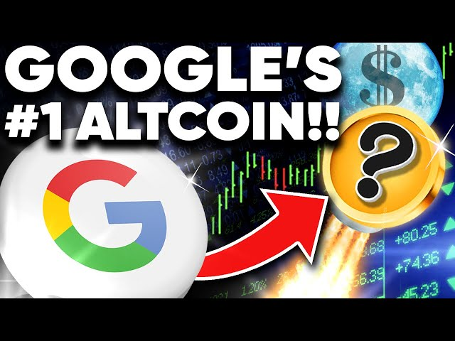 ALERT! Google Just Picked It's #1 Altcoin!! Huge News Drops SOON!!!