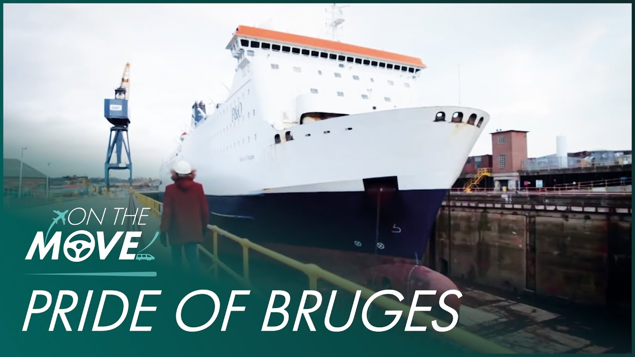 Exploring And Repairing The Pride Of Bruges   Engineering Giants   On The Move