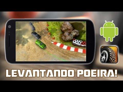 Reckless Racing 2 (Android) Levantando poeira!