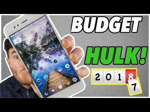 The HULK! - BEST All Round BUDGET Smartphone 2017/18?