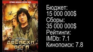 [Вечерний Кинотеатр] #19 Рекомендация фильма: Доспехи бога (Armour of God, 1986)