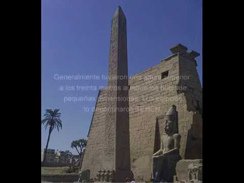 Los obeliscos arquitectura egipcia youtube for Arquitectura egipcia