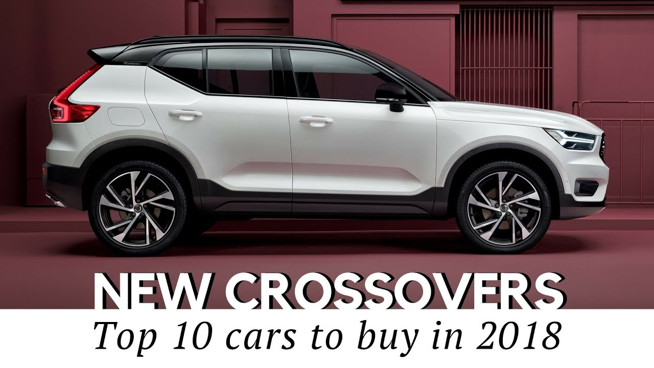 10 New Crossover Cars Coming In 2018 Prices And Technical Specs Compared