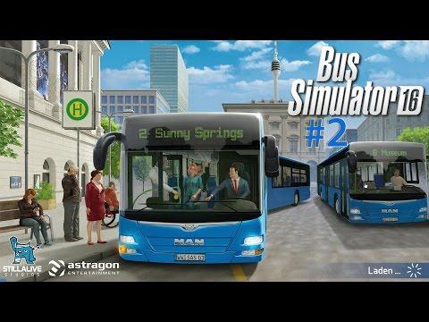 Bus Simulator 2016  Part 2  