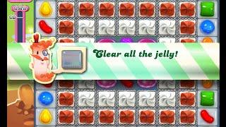 Candy Crush Saga Level 847 walkthrough (no boosters)