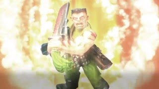 Heroes of the 41st Millennium - Sly Marbo, The One-Man Army