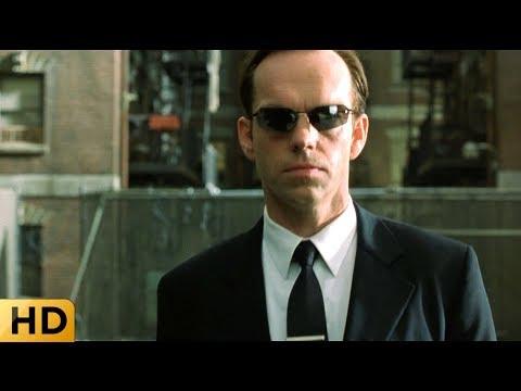 Мистер Андерсон, вы виноваты в моем новом облике. Матрица: Перезагрузка.