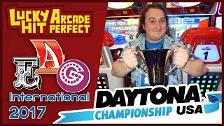 Daytona Championship USA: EAG International 2017 - Lucky Hit Arcade Perfect