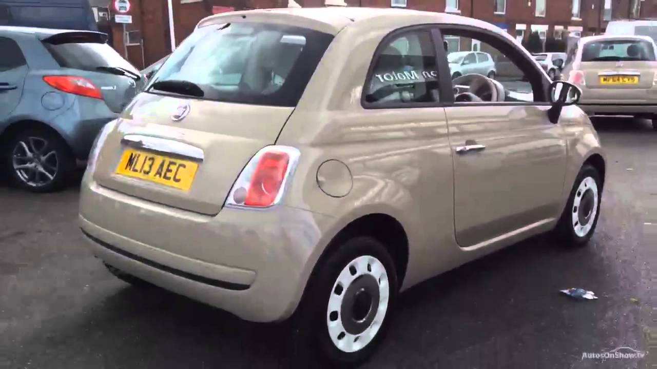 2013 fiat 500 colour therapy youtube. Black Bedroom Furniture Sets. Home Design Ideas