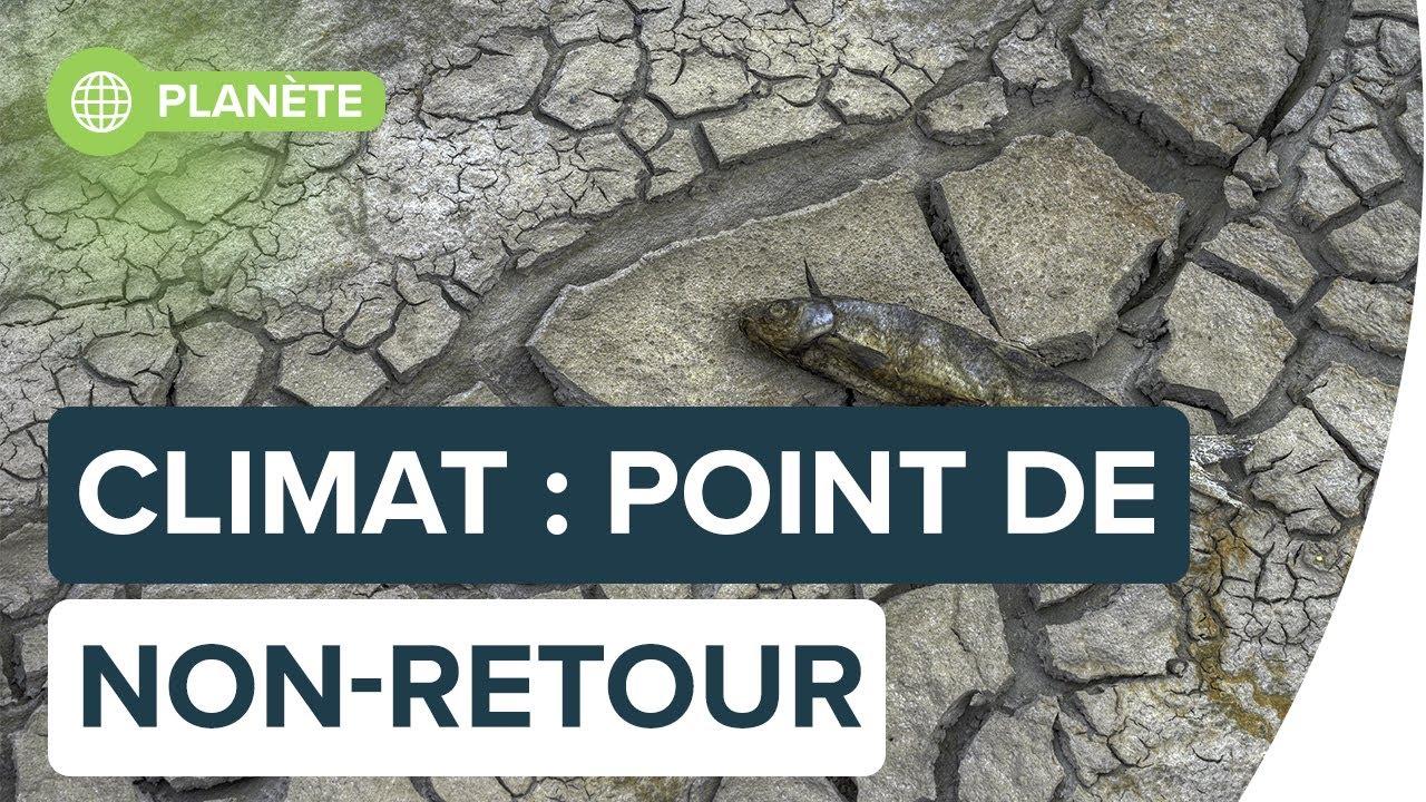 Changement climatique : à quand le point de non-retour?