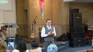 Armour of God part 2 - Ephesians 6:16-20 - Warren McNeil