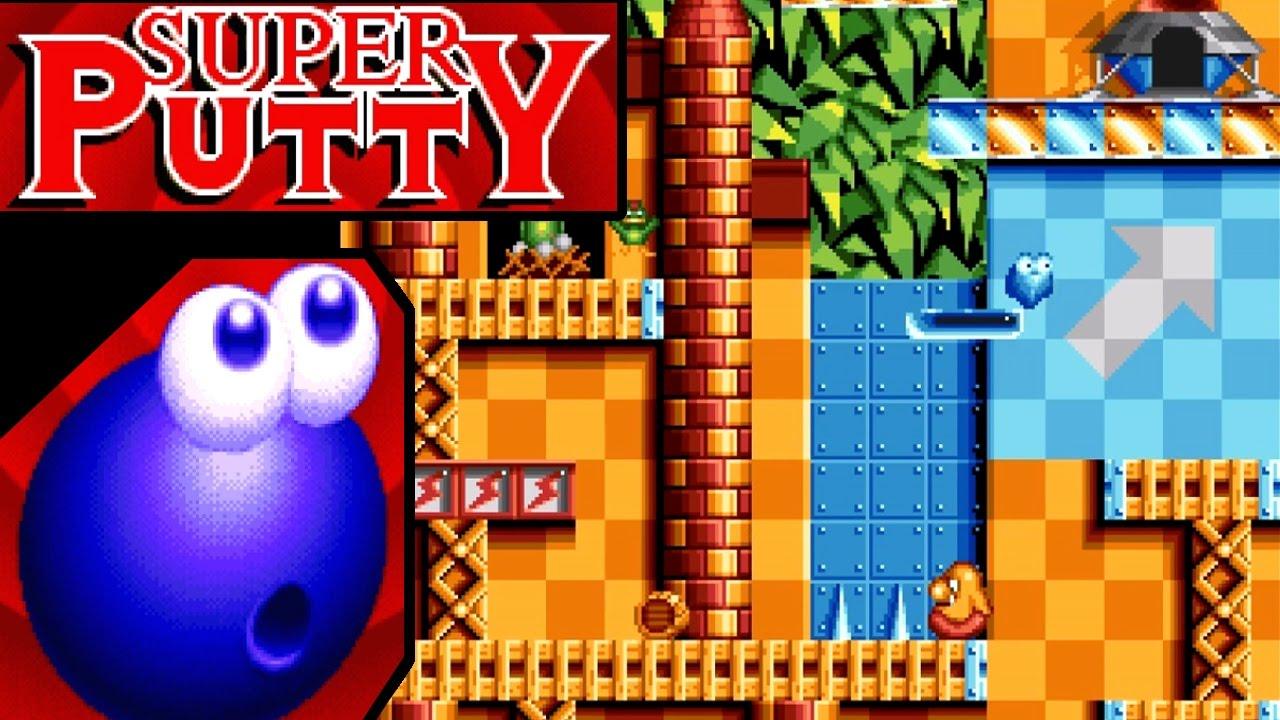 Super Putty     (SNES) 60fps