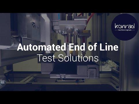 Automated EOL Test System | Konrad Technologies