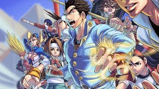 Rival Schools & Project Justice - My 2 favorite Capcom fighting games