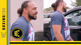 KEITH THURMAN FINALLY ADMITS HE'S 35 LBS OVERWEIGHT, TALKS PACQUIAO REMATCH