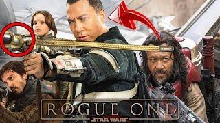 ¿Nueva Orden Jedi en Rogue One? Quiénes son Chirrut y Baze, Teoría - Star Wars Apolo1138