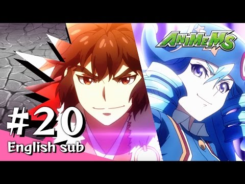[Episode 20] Monster Strike the Animation Official 2016 (English sub) [Full HD]
