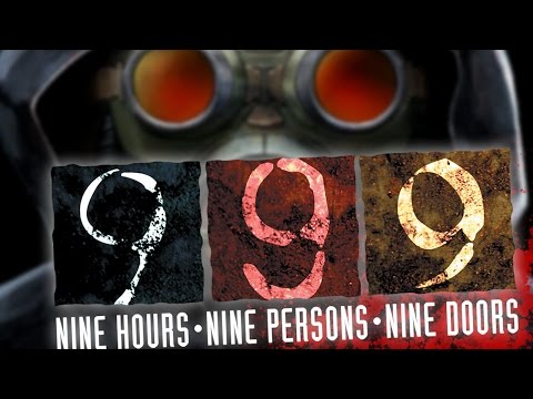 I'M GOING TO EXPLODE!  999: 9 Hours, 9 Persons, 9 Doors PC Remaster Zero Escape: Nonary Games
