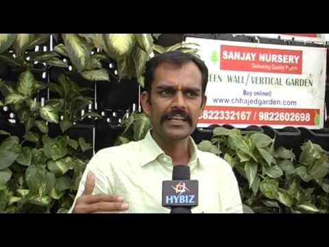 Abhay Sanjay Nursery at Horticulture Expo 2014