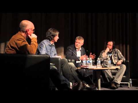 In Conversation... Arne Dahl, Antti Tuomainen and Stuart Neville