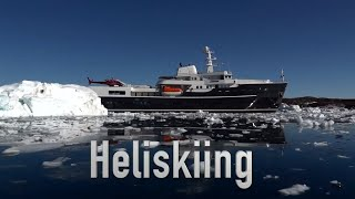 Expedition Yacht Mission: Heliskiing