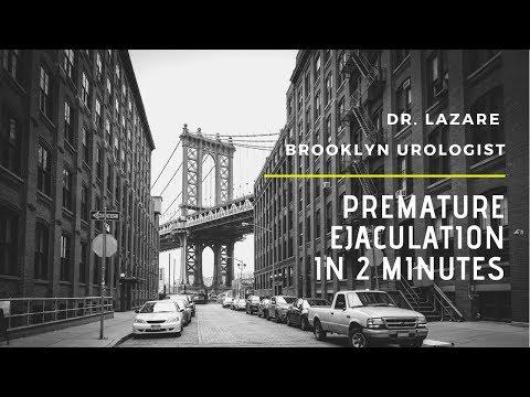 Treat Premature Ejaculation in 2 Minutes | Dr. Jon Lazare, Urologist