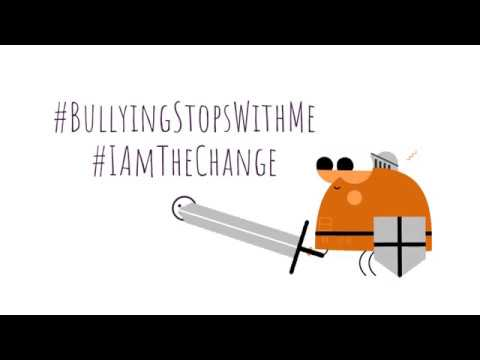 """Anti-Bullying Campaign: """"Ms BeeBee, the Gal-Bot (Girl Robot)"""""""