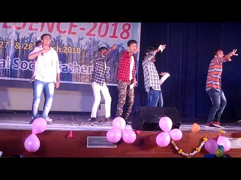PDEA'S COLLEGE OF ENGINEERING PUNE GATHERING 2018