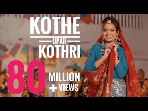 Kothe Upar Kothri   Ruchika Jangid   Cover Folk Song    New Haryanvi Songs Haryanavi 2019