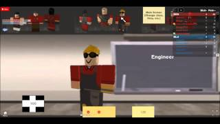 Roblox Team fortress 2 PArt 3 or 2