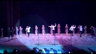 Рачули - грузинский танец
