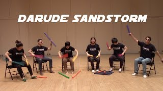 Darude Sandstorm on Boomwhackers!