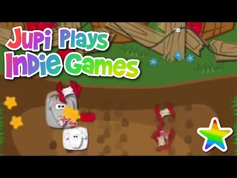 Jupi Plays Indie Games [Android]: Barnyard Escape |
