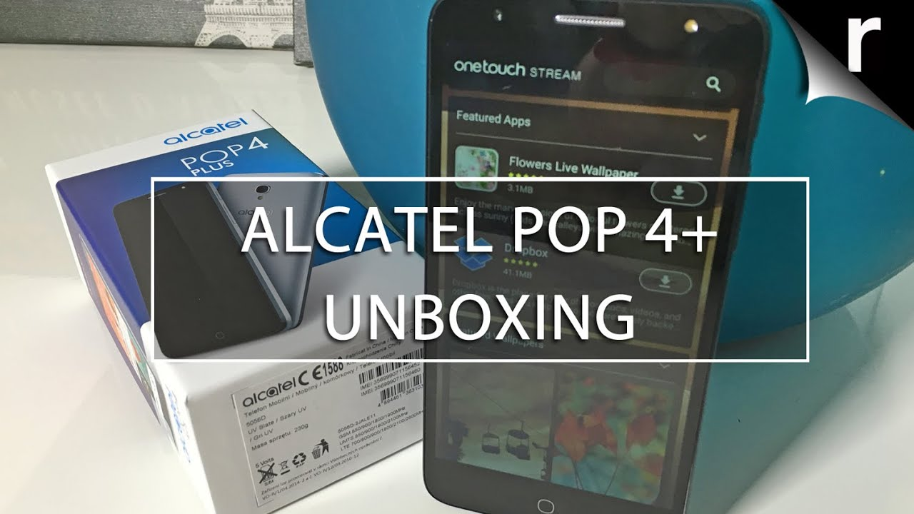 Alcatel Pop 4 Plus - Review