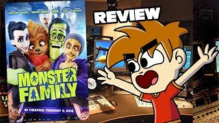 Review - Monster Family (Happy Family)