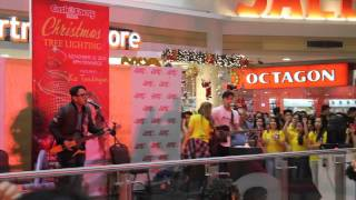Let It Go, Alapaap, Pare Ko - KZ Tandingan in Cash & Carry Mall