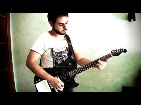 Defector - Muse Guitar cover by Luca Nisi (Guitar replica)