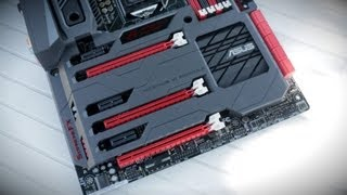 ASUS Maximus VI Formula Motherboard Unboxing & First Look!