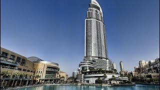 The Address Downtown Burj Dubai staff